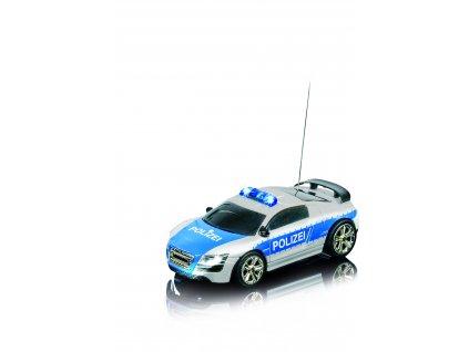 Rc autíčko NANO RACER Policie, 1:60