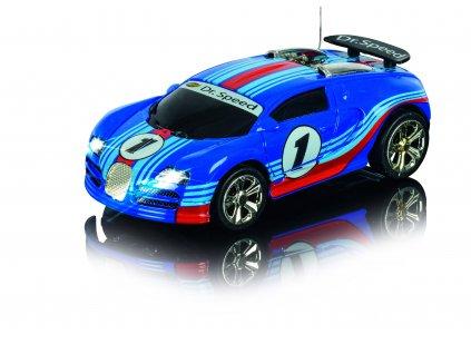 Rc autíčko NANO RACER Dr. Speed, 1:60