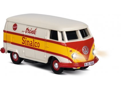 Rc auto CARSON VW T1 Van Silanco 1:87