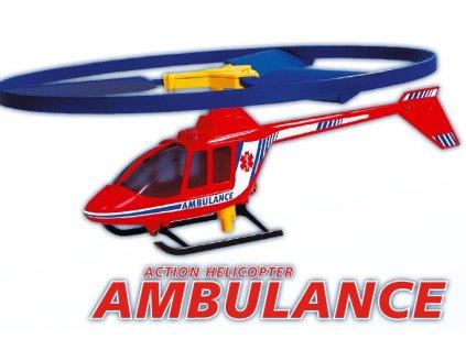 Vystrelovací vrtuľník AMBULANCE