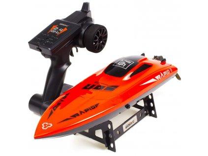 Vysokorýchlostný čln RAPID 9 Hi-Speed, 2,4 GHz, 30 km/h