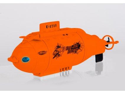 XS Deep Sea Dragon ponorka, LED, RTR