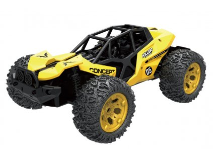 Piesočná RC buggy SNEAK Off-Road 2,4GHz, žltá