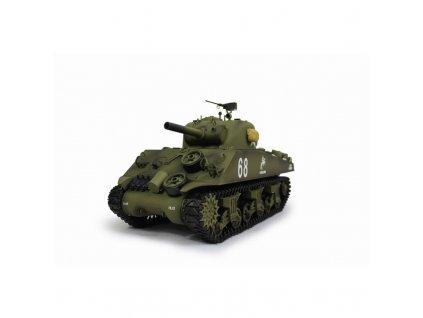 RC Tank SHERMAN M4A3 BB 2,4Ghz 1:16