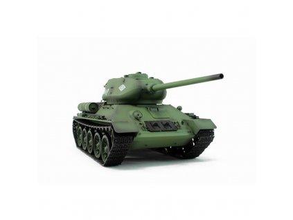 RC Tank T34/85 BB 2,4Ghz 1:16 s kovovými pásmi