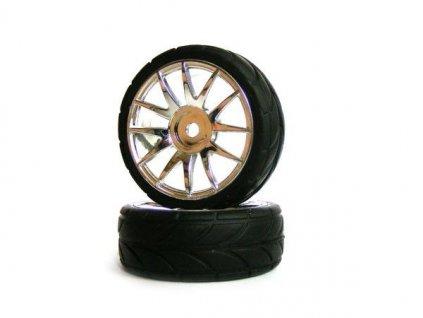 On-road 1/16 wheels 2pcs - 82829V
