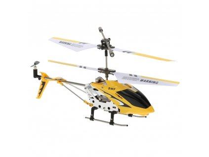 Mini RC vrtuľník Syma S107G ŽLTÁ