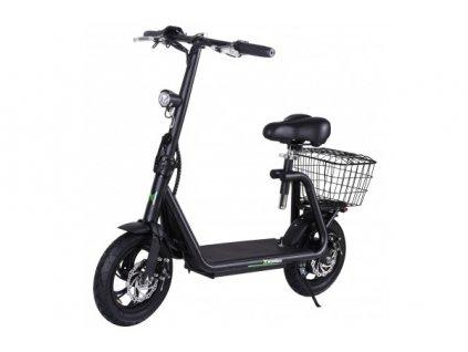 Elektrokolobežka X-scooters XS01 36V Li - 500W - Čierna