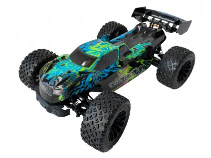 RC auto Destructor BR Truggy brushed RTR 1:8