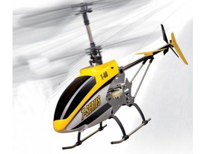 MJX RC vrtulník s kamerou T-40C, T640C, T40c, 2.4GHz