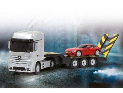 RC kamión Mercedes-Benz Actros s AMG GT 1:24