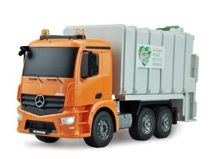Double Eagle RC Smetiarske auto Mercedes 1/20