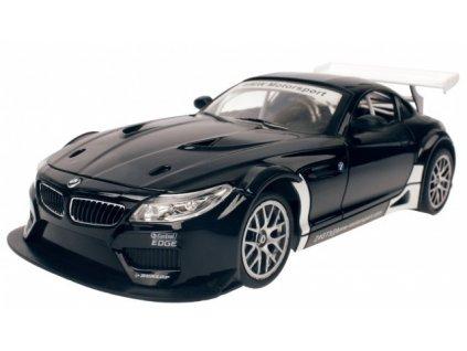 Rc auto BMW Z4 GT3 ČIERNE RTR SET