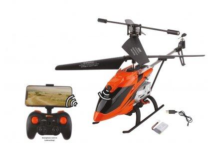 Rc vrtuľník DF-100 FPV s kamerou a WiFi prenosom obrazu, RTF