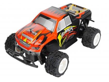 RC auto SUPER CAR Mini Blast Monster Truck 2WD, 1:24, RTR