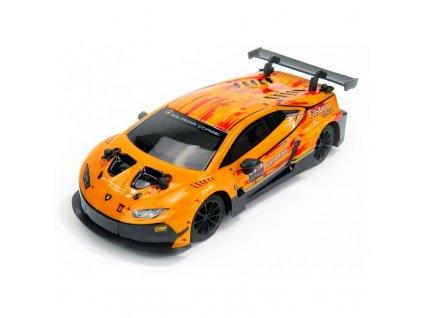 Licencovaný rc model Lamborghini Huracán GT3,  1:24 RTR