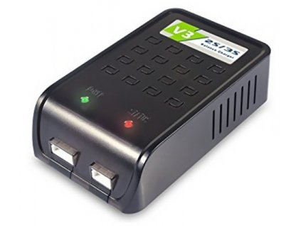 Nabíjačka GPX V3 pre LiPo/LiFe 2S-3S s balancerom