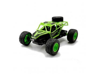 RC auto Fast Terminator O2, Mini TRUGGY, 2,4 GHz, 1:40, RTR, zelené