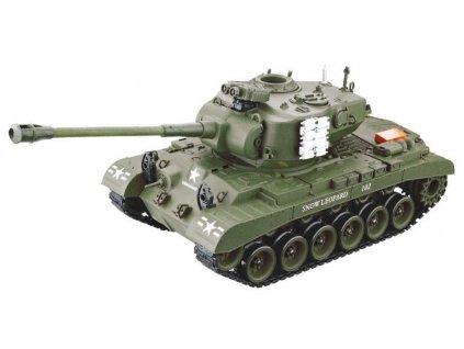 RC tank SNOW LEOPARD BB 1:16, LED, zvukový modul, 100% RTR