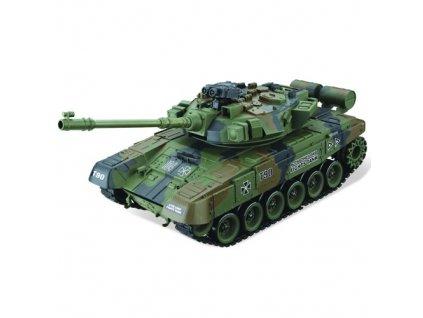 RC tank RUSSIAN T90 BB 1:16, LED, zvkový modul, 100% RTR