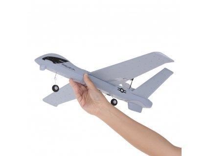 Rc maketové lietadlo MQ-9 Predator s 3G stabilizáciou, 2,4 GHz, EPP, RTF