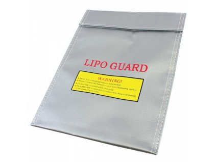 Vak pre bezpečné dobíjanie LI-PO batérií XL