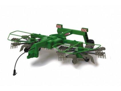 RC obracač sena 1:16 diaľkovo ovládaný k traktoru