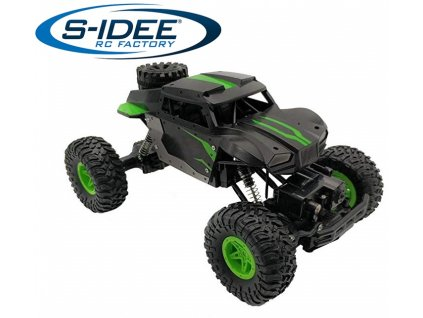 Rc Crawler ROVER 1:16 4WD RTR