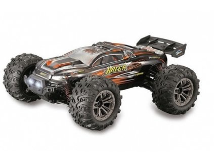 Rc auto Truggy Racer 4WD 1:16 2.4GHz RTR - oranžová