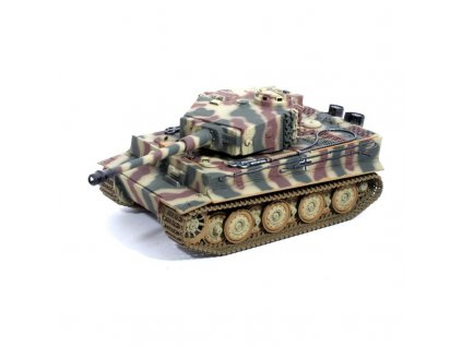 Rc Tank TIGER I IR 1:16 neskoršia verzia, dymový a zvukový modul, RTR