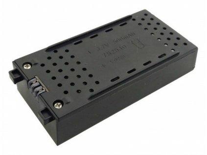500mAh 3.7V Li-Ion - akumulátor pre dron SYMA Z1