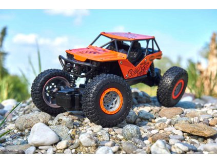 Rc auto CARSON MICRO Beast Crawler, 2,4 GHz, 2WD, 1:18, RTR
