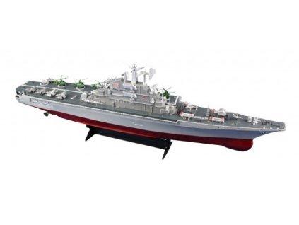 Lietadlová loď Seamaster 1:275 vo novej verzii 2,4 GHz