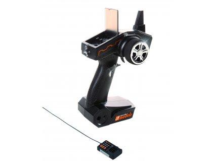Vysielač s prijímačom 3ch, 2,4 GHz