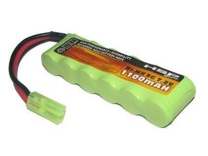 7.2V 1100mAh – 28003 battery pack