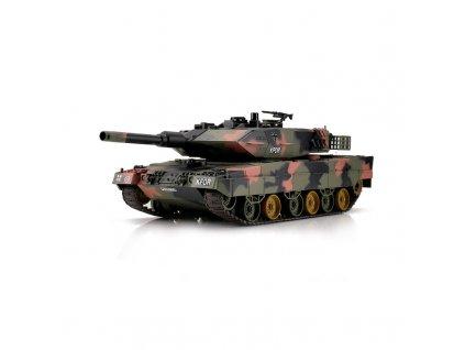 Rc tank German LEOPARD II A5 RC tank 1:24 BB+IR