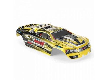Karoséria XLH 9116 - žltá
