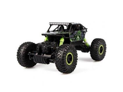 HB RC auto CONQUEROR PRO 4x4, 2.4 GHz, 1:18, zelený
