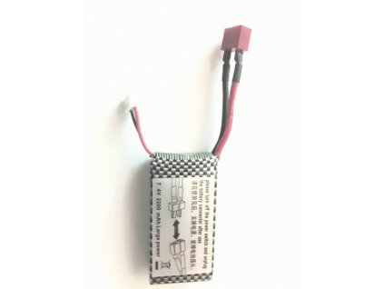 Akumulátor LiPo 7.4V 2200mAh