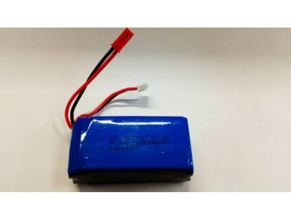 Náhradný akumulátor 1800mAh 7,4V Li-po pre U-FLY