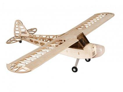 Stavebnica lietadla Piper J-3 1800 mm - Laser Cut