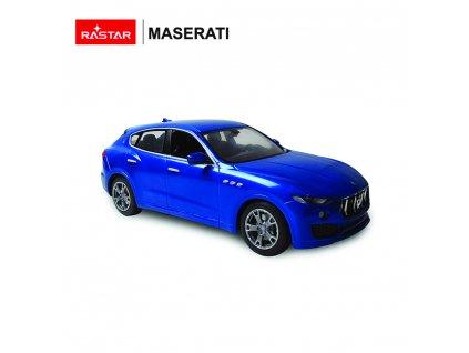 Licencované rc auto MASERATI Levante, modré, 1:14 RTR