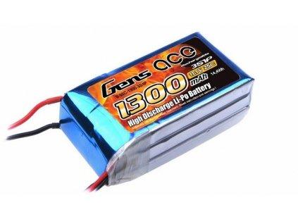 Batéria 1300mAh 11.1V 25C Gens Ace