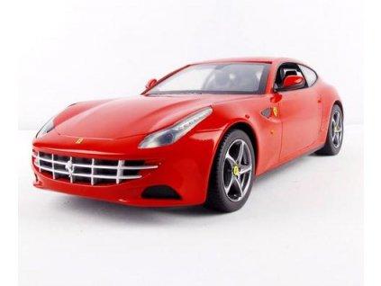 Licencované rc auto FERRARI FF, červené, 1:14