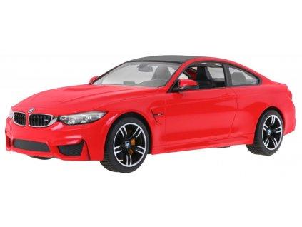 Licencované rc auto BMW M4 Coupe 1:14, červené