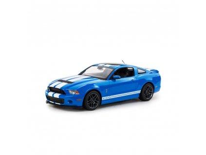 ford shelby gt500 1 rastar licence led metalicky lak modre (3)