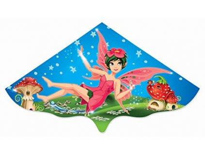 Šarkan Víla- Magic Fairy 115 x 63 cm