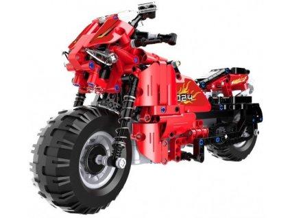 RC motorka- stavebnica na diaľkové ovládanie