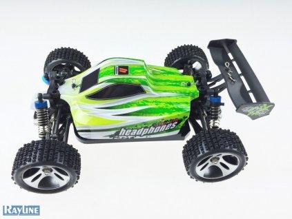 Rc auto Funrace Buggy Bravo 70km/h! 4x4 RTR 1:18