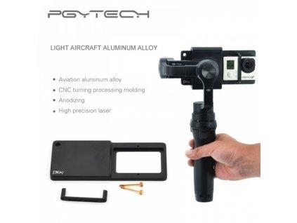 ZHIYUN Smooth-Q 3-osí gimbal + adaptér pre akčnú kameru zdarma